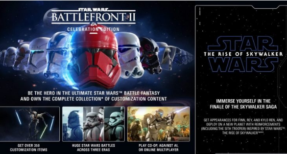 EA通过重新发布战地风云II使星球大战销量翻倍