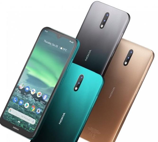 诺基亚2.3宣布具备Android一号电池和2天电池寿命