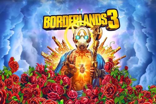 第一个游戏画面展示了无主之地3的新扩展