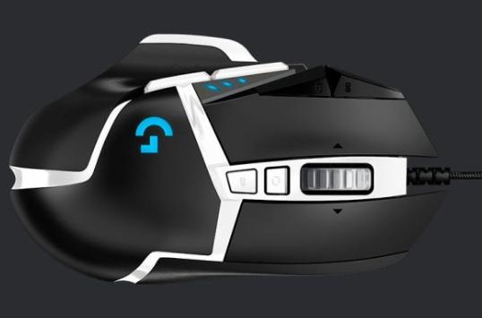 罗技的可调重量RGB游戏鼠标降至30美元