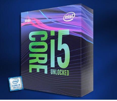 英特尔酷睿i5-9600K创下历史新低价199美元