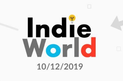 任天堂将于明天主持Nintendo Indie World演讲