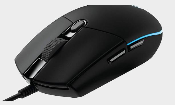 只需19美元即可获得Logitech G203 Prodigy鼠标