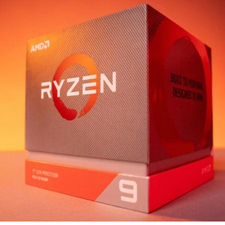 AMD Ryzen 9 3950X 16核心CPU装箱统计的详细信息