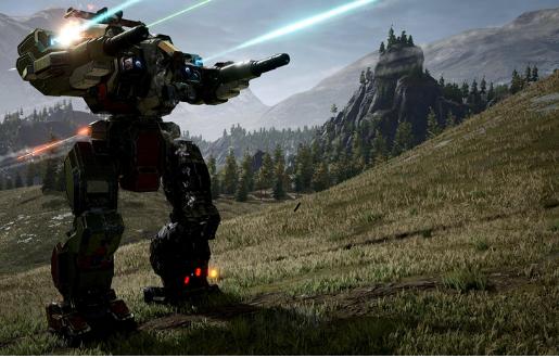 Nvidia为MechWarrior 5提供GeForce驱动程序