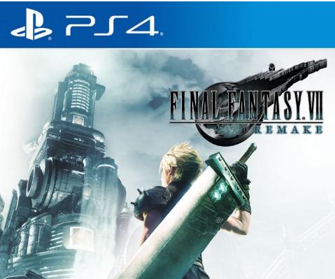 最终幻想VII重制版将在2021年3月之前独家发售