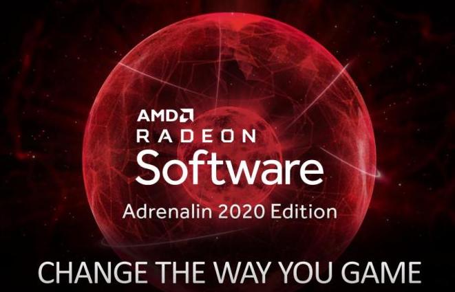全新的Adrenalin 2020 GPU驱动程序助力AMD Radeon全面发展
