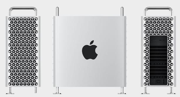 在苹果新款Mac Pro的每个选项上打勾价格超过了$53000