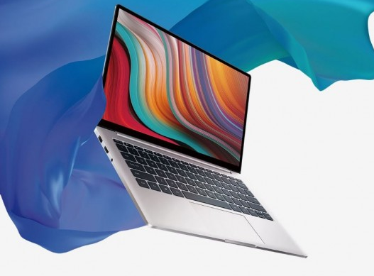 RedmiBook 13配备超薄边框和第10代Intel处理器