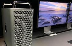 苹果出售带最便宜DDR4 ECC内存选项的Mac Pro