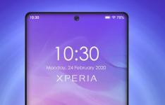 根据专利发现下一个索尼Xperia旗舰店将拥有打孔相机