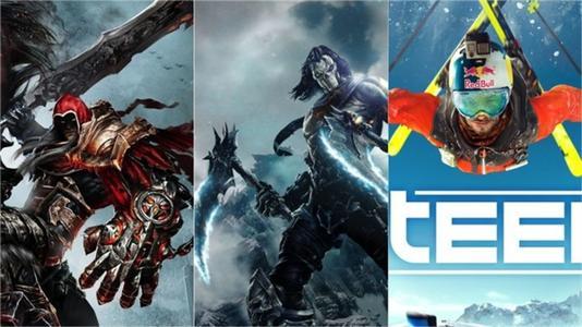 Epic Games Store本周将赠送Darksiders 1&2和Steep