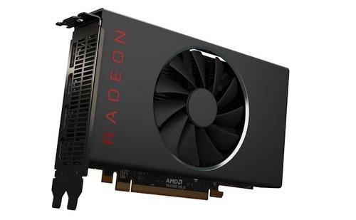 AMD Radeon RX 5600 XT的第一张照片泄漏