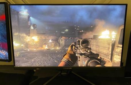 宏cer Predator X32 Mini-LED游戏显示器凭借HDR达到了1400尼特的亮度