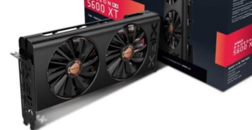 Asrock MSI和XFX的AMD Radeon RX 5600 XT型号完全泄漏