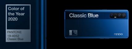 Oppo上市Reno3 Pro Classic Blue预定明天发售