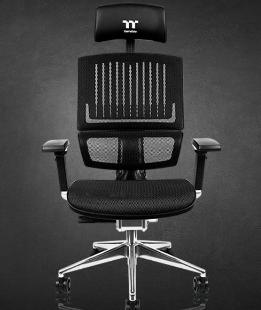 Thermaltake为讨厌游戏椅的人制作了游戏椅