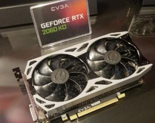 EVGA的Nvidia GeForce RTX 2060 KO仅售299美元