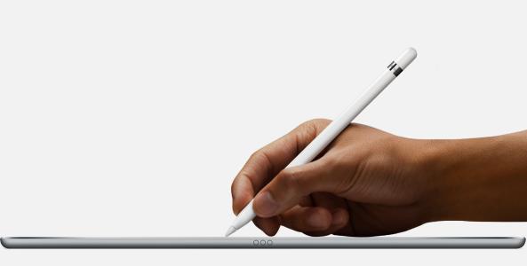 苹果将通过触摸手势打造未来的Apple Pencil