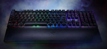 Razer的Huntsman Elite光电机械游戏键盘售价为160美元