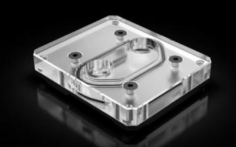 EKWB发布用于X570 AORUS主板的芯片组防水块