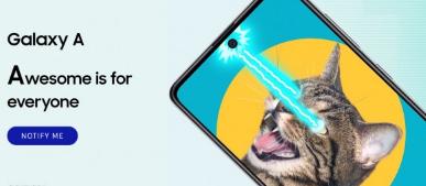 三星Galaxy A51和A71的官方预告片页面在印度上线