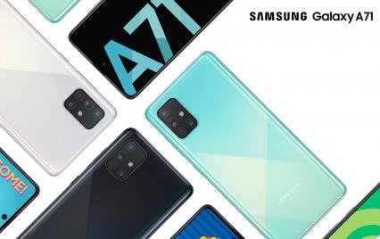 三星Galaxy A71 5G也将登陆美国