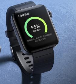 新的小米米手表OTA将带来更多健康功能和通知改进