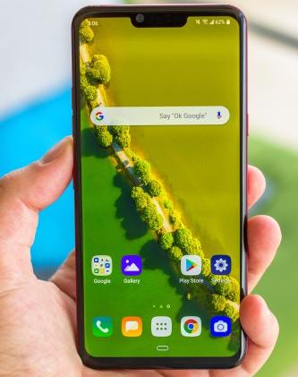 LG G8 ThinQ Android 10更新到达美国