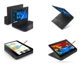 宏cer在其TravelMate系列中增加了两款用于教育的耐用笔记本电脑