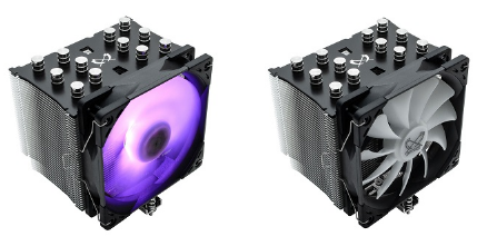 Scythe推出Mugen 5 Black RGB Edition CPU散热器