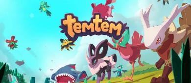 Temtem是一款类似神奇宝贝的MMORPG 即将在Steam上发布
