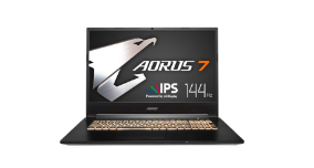 这款技嘉Aorus 7游戏笔记本电脑