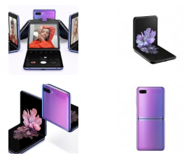 三星宣布Galaxy Z Flip可折叠智能手机