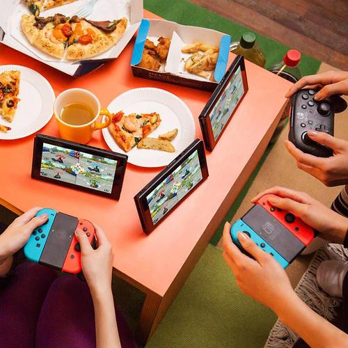 Nintendo Switch弹出式机场游戏休息室本月推出