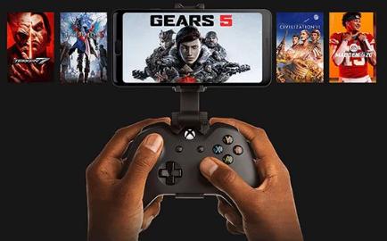 三星与微软Ink xCloud Game Streaming达成未来Galaxy设备交易