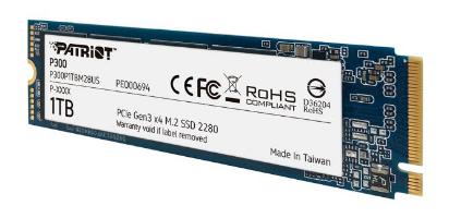 爱国者推出面向预算的P300 M.2 NVMe SSD
