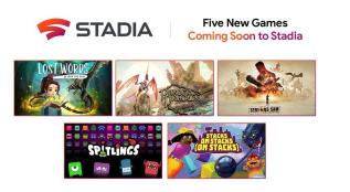 Google Stadia宣布推出五款游戏