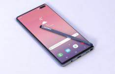 三星Galaxy Note10更新改进了面部解锁和手势导航