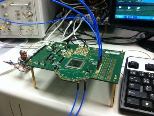 法拉第的可编程SerDes PHY现在可用于UMC的28HPC工艺技术
