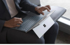 微软的Surface Go 2可能会利用英特尔的Amber Lake CPU