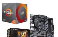 带有主板捆绑的AMD Ryzen 5 3600价格为$279