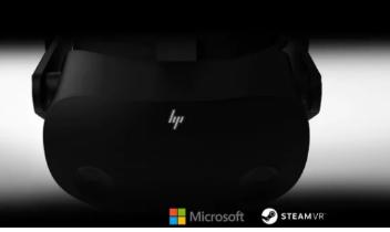 惠普正在与Valve和Microsoft合作开发下一代VR耳机