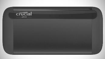 现在可以79.95价格购买Ultra Fast Crucial 500GB X8便携式SSD