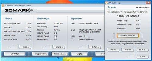 Intel Core i9-10880H驱动的华硕游戏笔记本电脑席卷3DMark