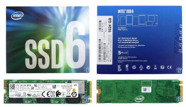 Intel 665P 1TB NVMe PCIe Gen3 x4 M.2 SSD评估