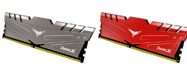 Team Group推出了Vulcan Z和Dark Z RAM套件每个模块32GB