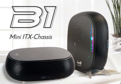 InWin推出了B1 mini-ITX微型台式机机箱