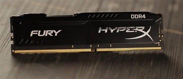 HyperX FURY DDR4-3733 32GB双通道内存套件评论