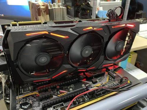 英国超频者提供华硕RTX 2080 Ti Strix OC优惠200英镑